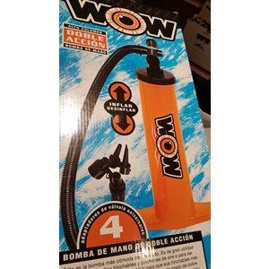 Pompe manuelle double action WOW