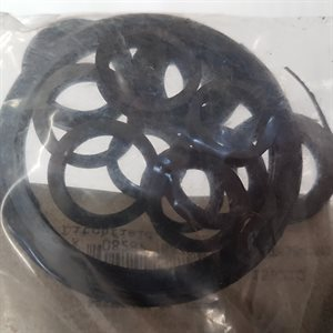 Gasket set, for cooling pipe