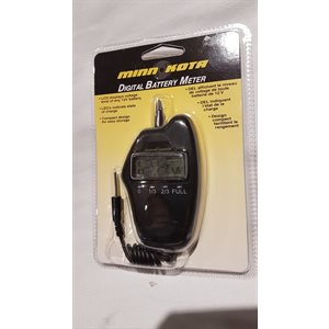 Minkotta battery meter, Minnkota, 12V