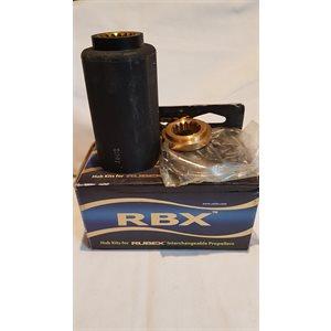 Hub kit 151 Rubex